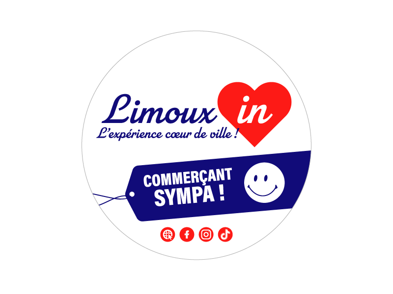 Sticker Limoux'in