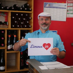 Limoux'in Pizza jean-Mi