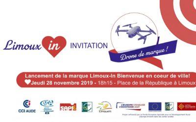 Lancement de la Marque Limoux'IN le 28 novembre 2019