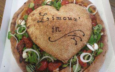 Jean Michel présente la Pizza Limoux'in