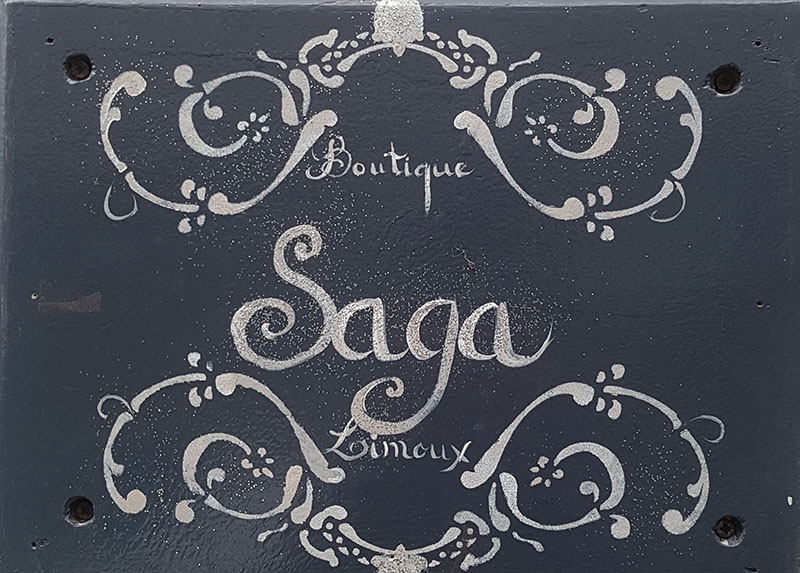 Saga Limoux'in