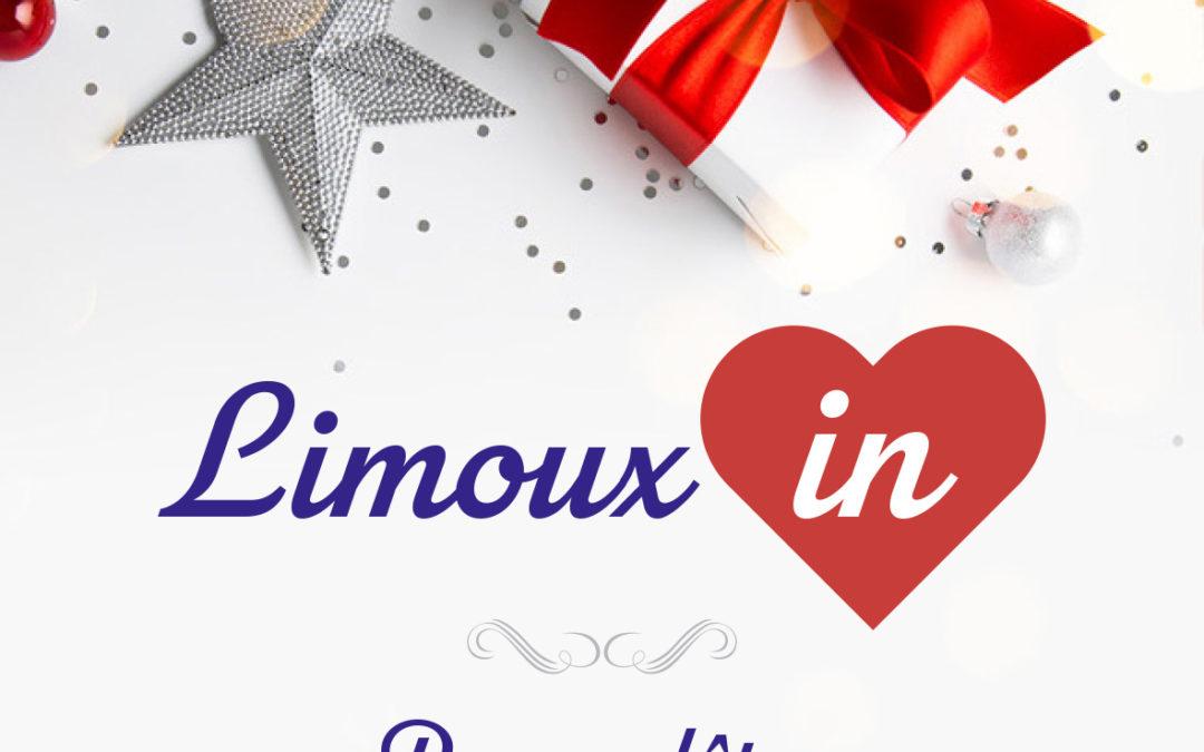 Centre ville de Limoux pour les Fêtes ! Limoux'in
