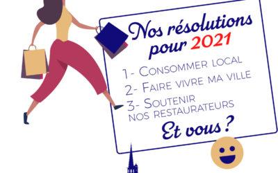 Les bonnes résolutions de 2021